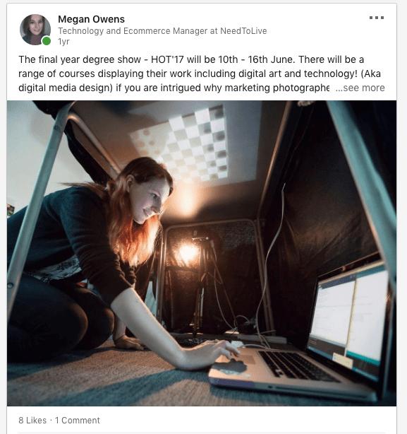 How LinkedIn Started My Career